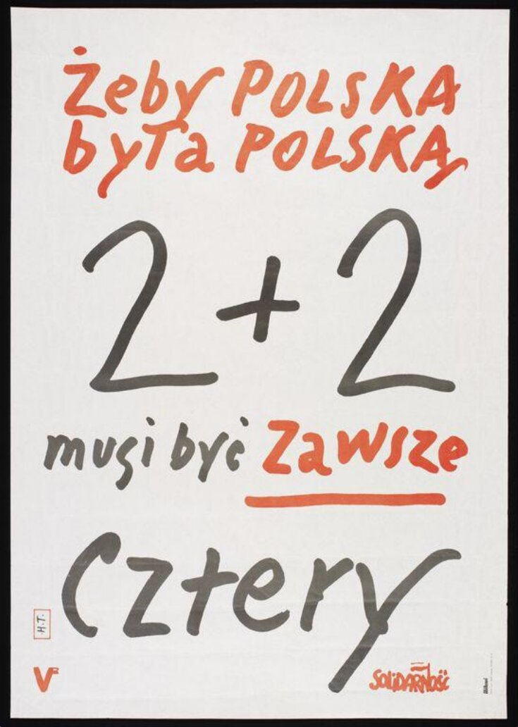 May Poland be Poland. 2+2 must always equal four top image