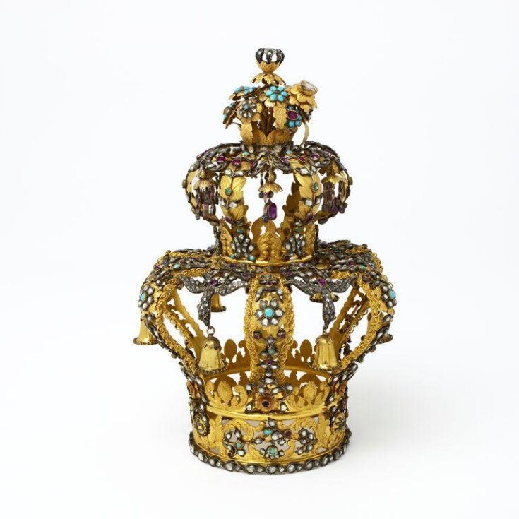 Torah Crown top image