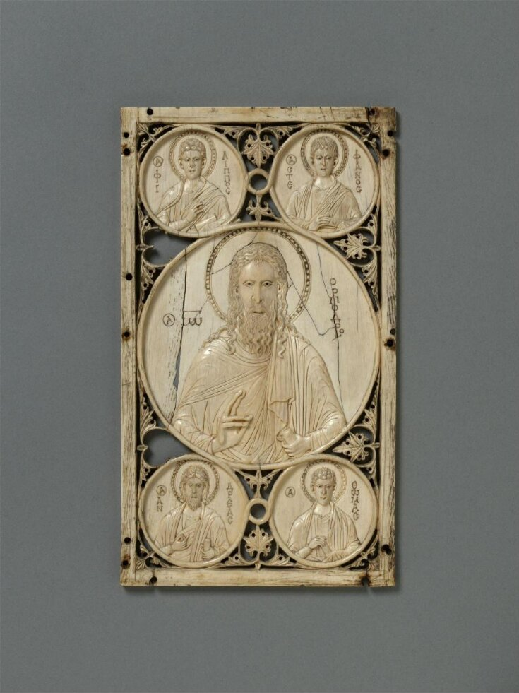 St John the Baptist and Four Saints top image