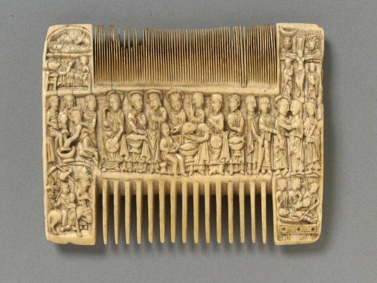 Liturgical Comb top image
