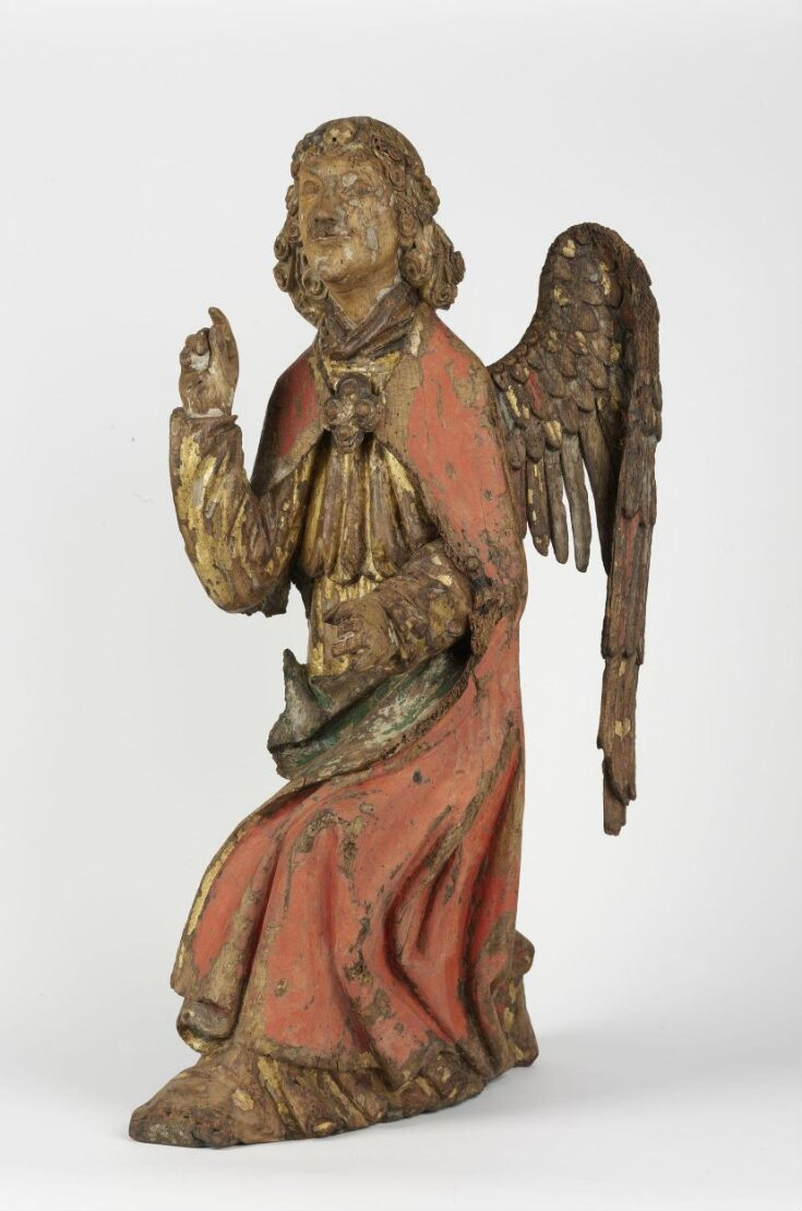 The Angel of the Annunciation top image