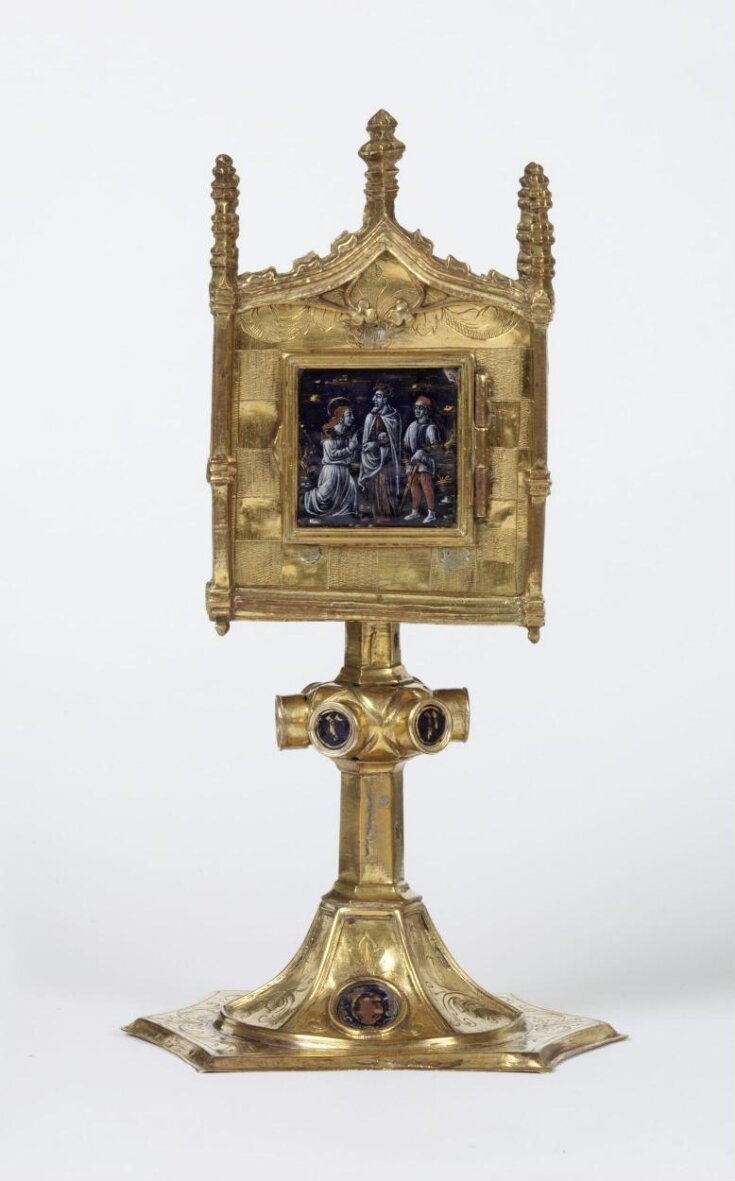 Reliquary top image