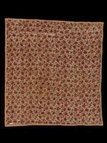 Patchwork Bed Cover thumbnail 1