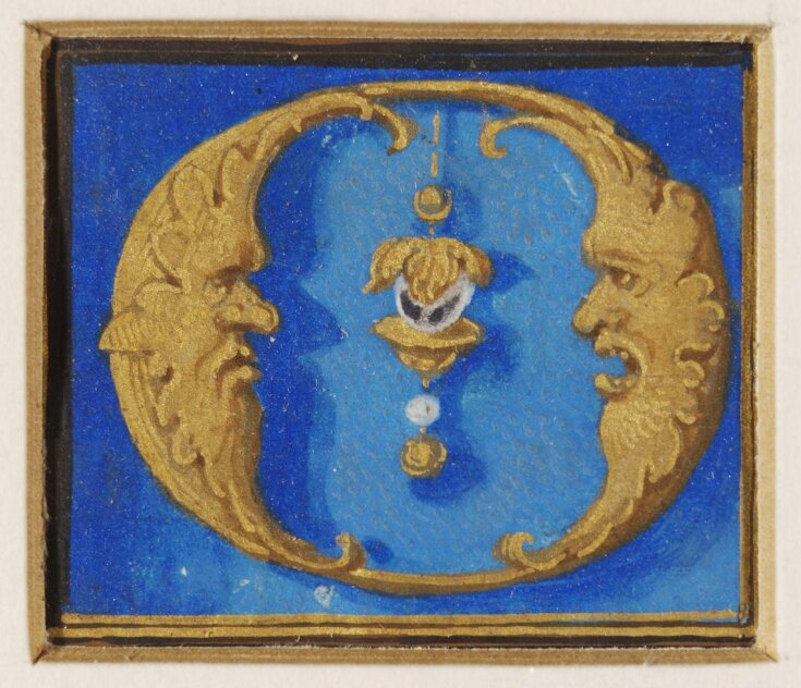 Decorated initial top image