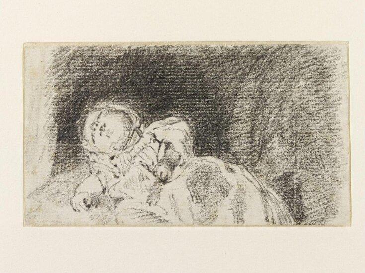 A baby, perhaps Maria Louisa Constable top image