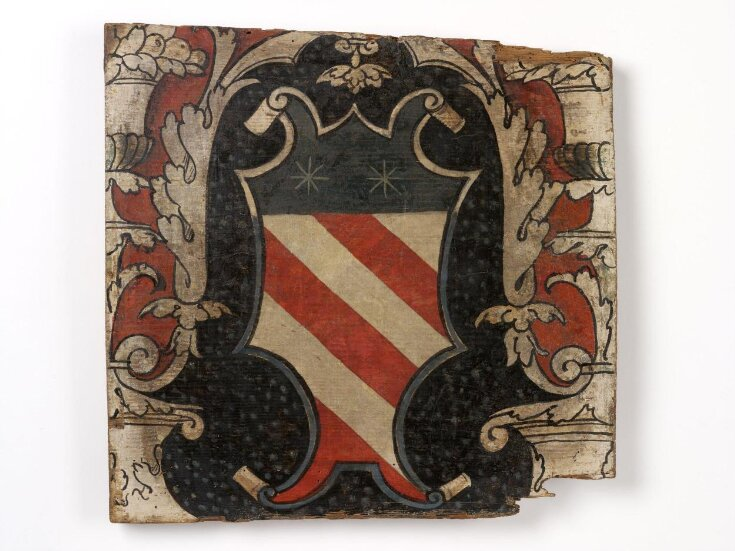 Shield with a coat of arms top image