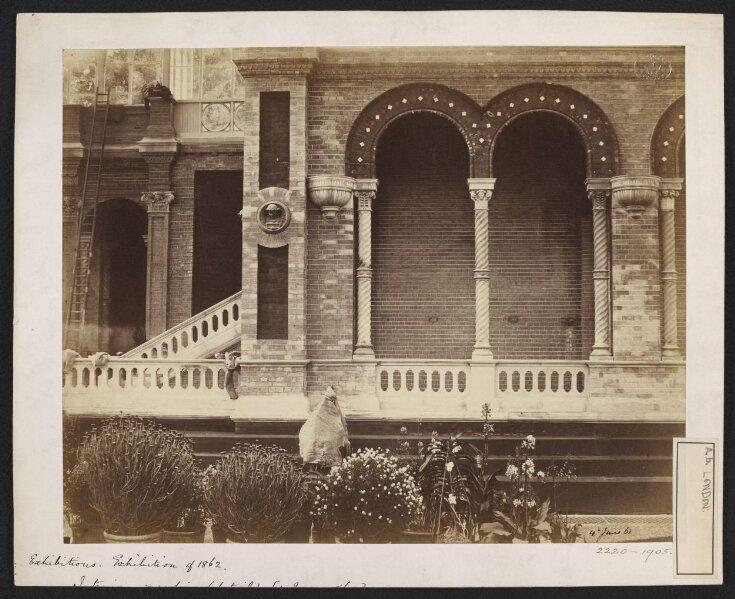 1862 International Exhibition, South Kensington, Royal Horticultural Gardens top image