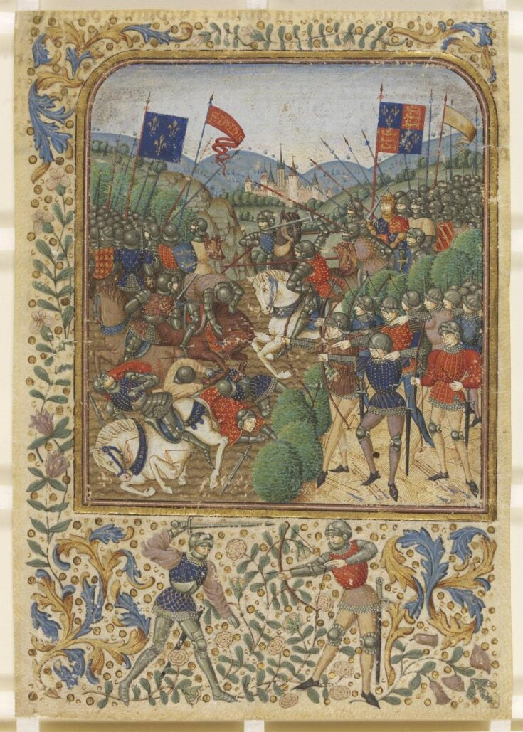 The Battle of Agincourt top image
