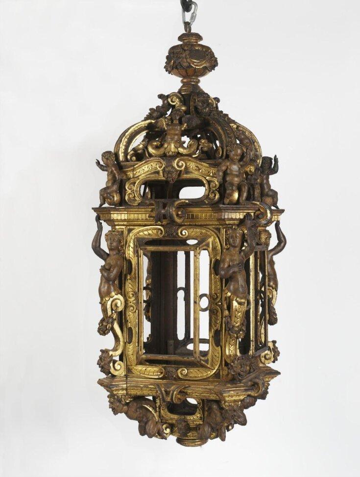 Lantern top image