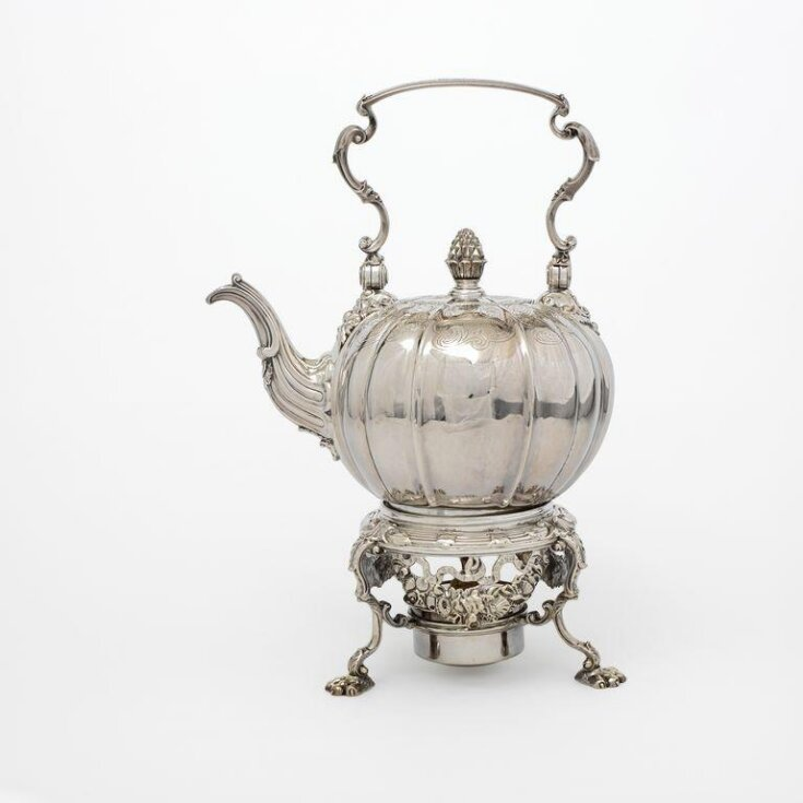 Kettle, Stand and Lamp top image