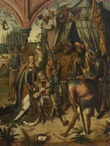 The Martyrdom of St. Ursula and the 11,000 Virgins thumbnail 1