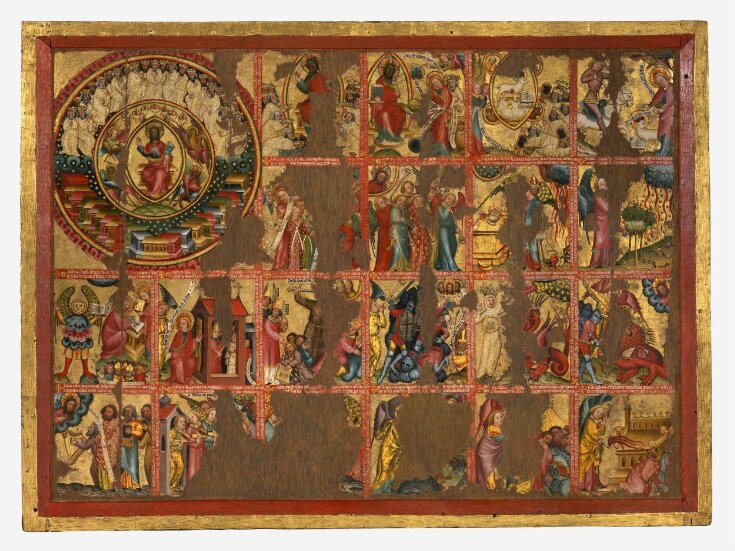 Altarpiece with 45 Scenes of the Apocalypse top image