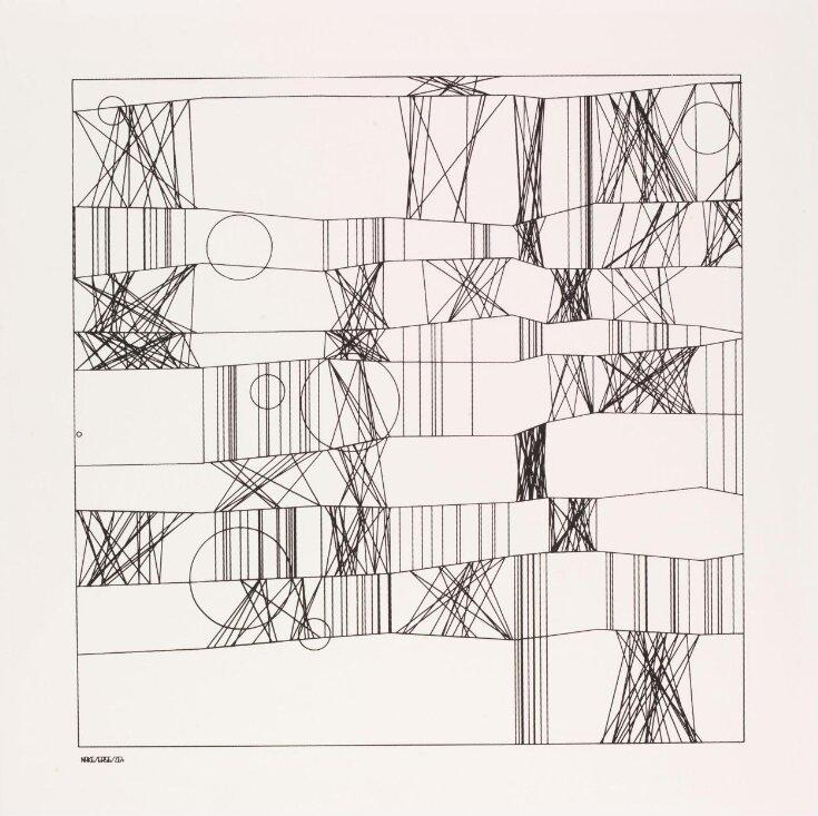 Hommage à Paul Klee, 13/9/65 Nr.2 top image