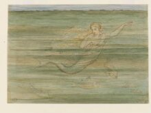 Illustration to The Little Mermaid from Fairy Tales by Hans Christian Andersen thumbnail 1