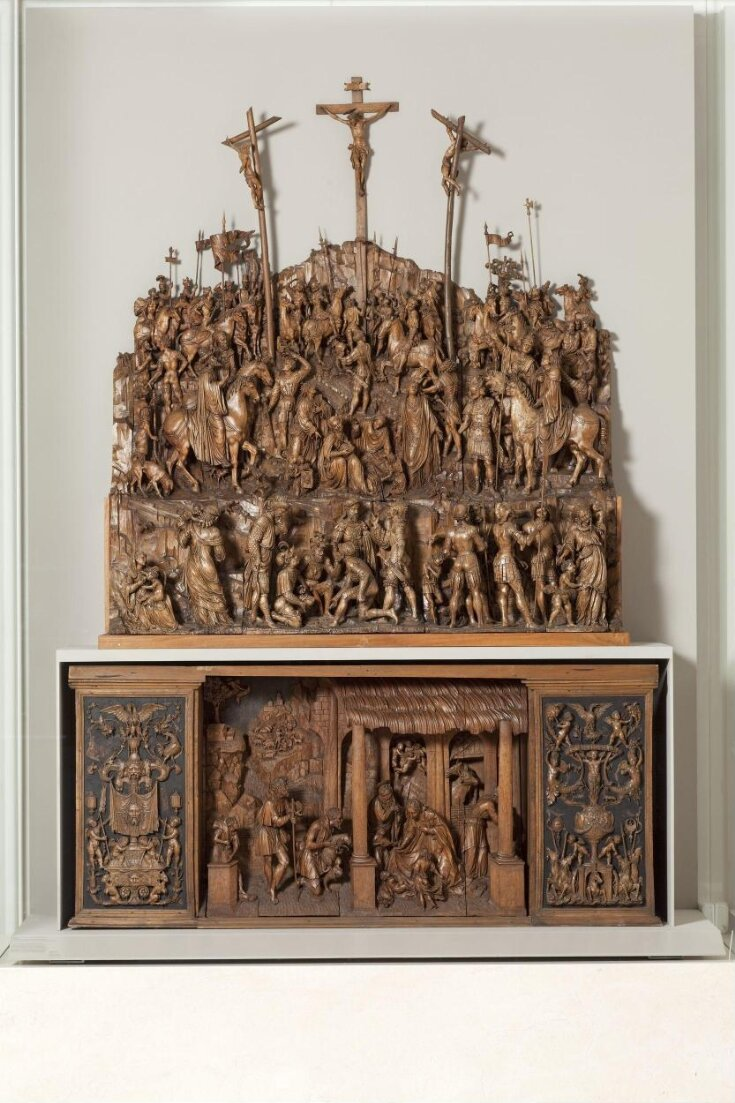 Altarpiece top image