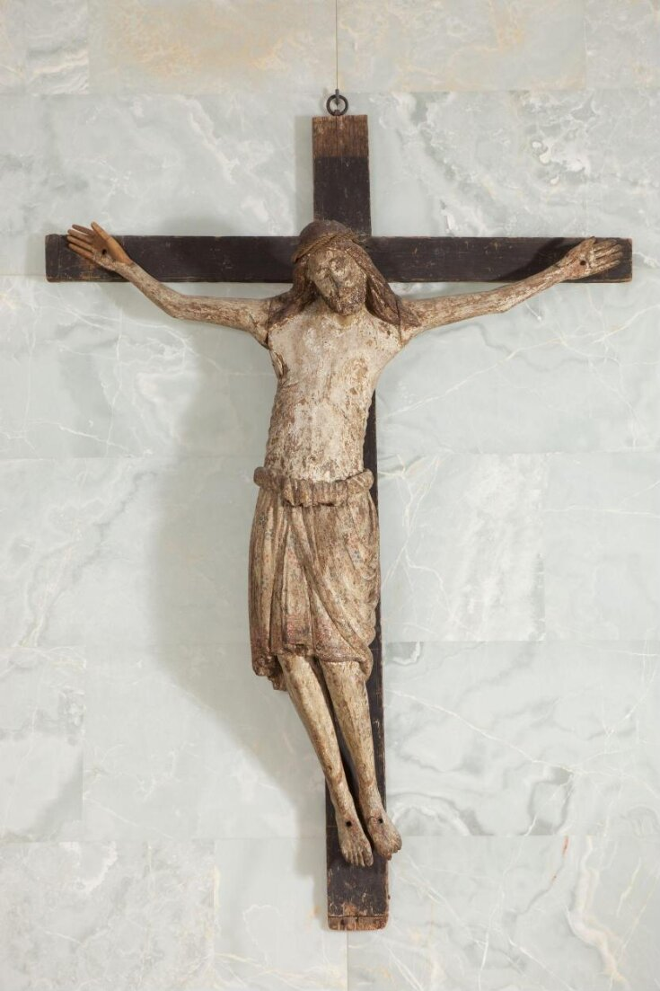 The Dead Christ (on the Cross) top image