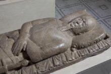 Recumbent effigy of a knight thumbnail 1