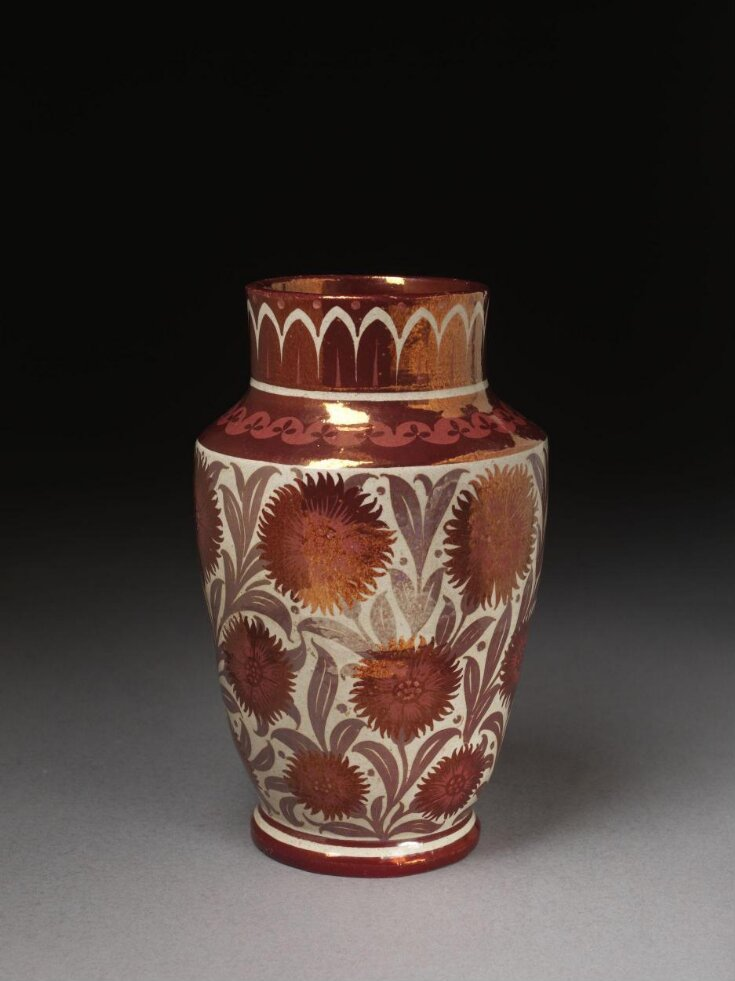 Vase Passenger Fred V A Explore The Collections