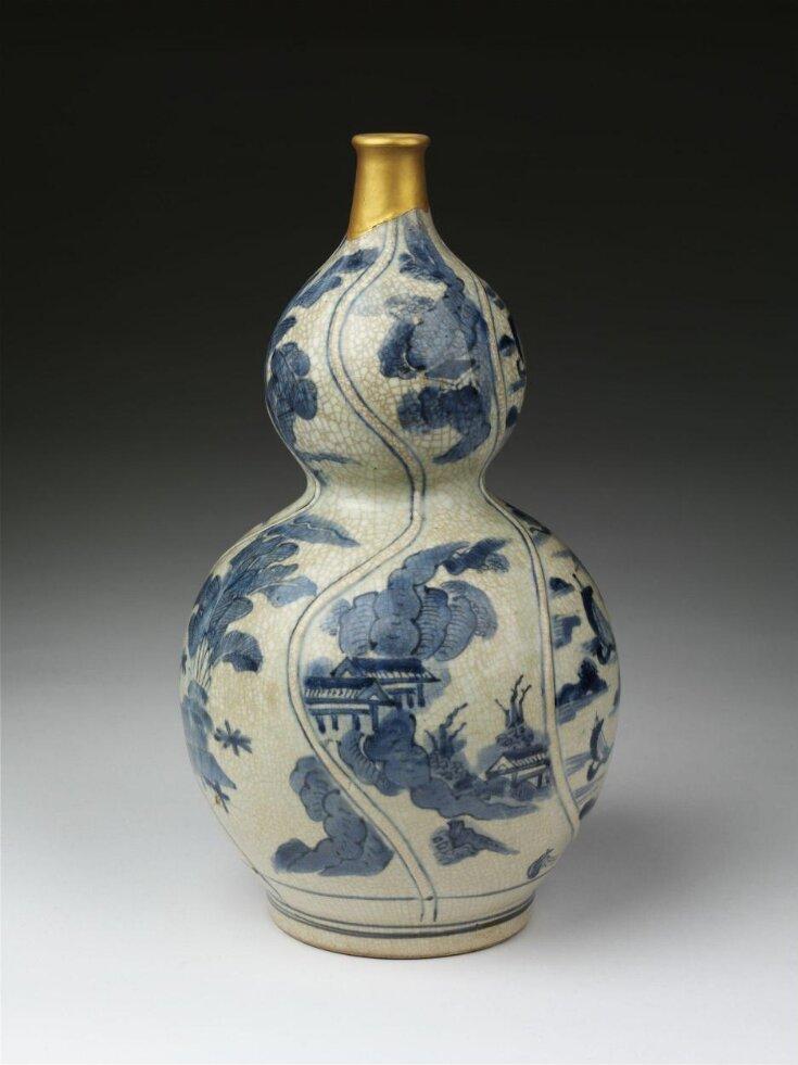Sake Bottle top image
