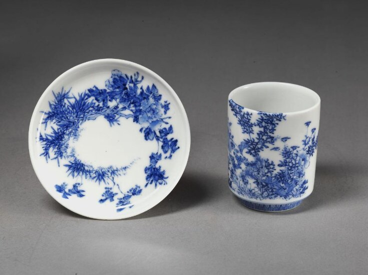 Cup and Saucer top image