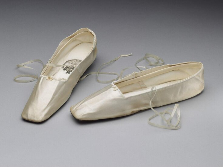 Pair of Wedding Shoes top image