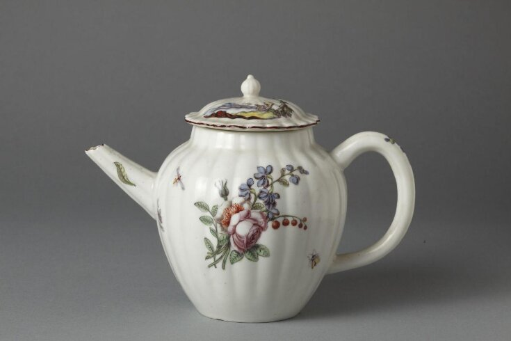 Teapot and Cover top image