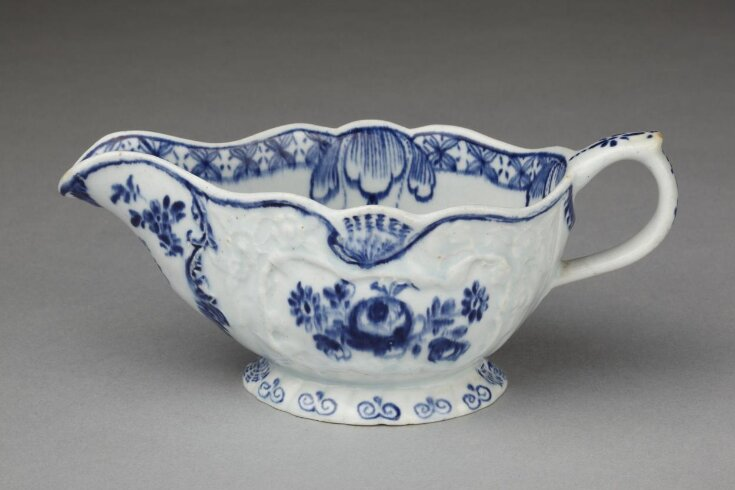 Sauce Boat top image