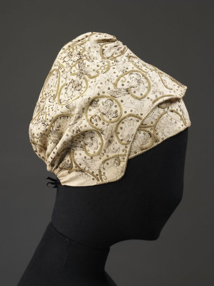 Coif and Forehead Cloth top image