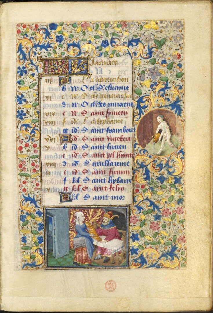 Book of Hours of Marguerite de Foix top image