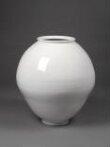 White porcelain jar thumbnail 2