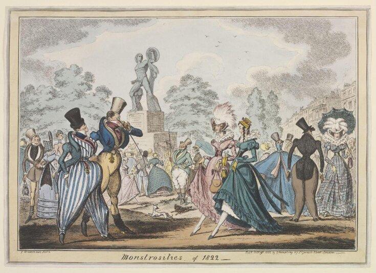 Monstrosities of 1822 top image