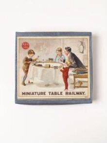 Miniature table railway thumbnail 1