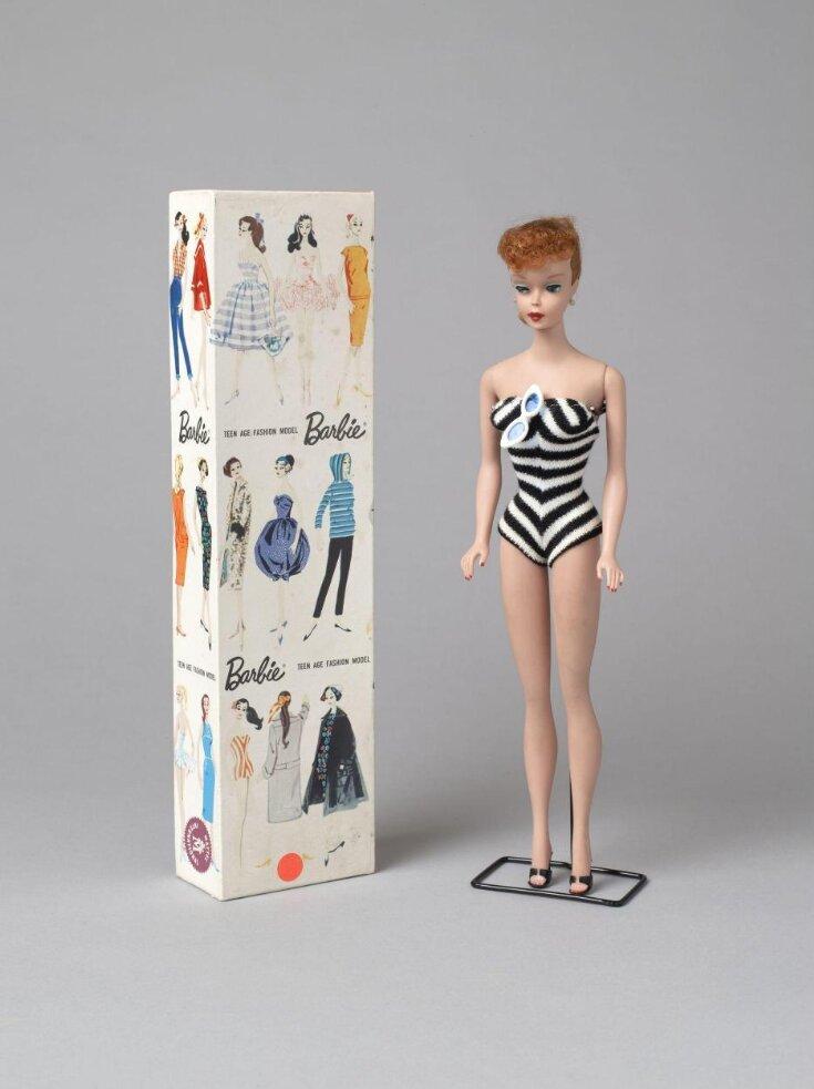 Barbie top image