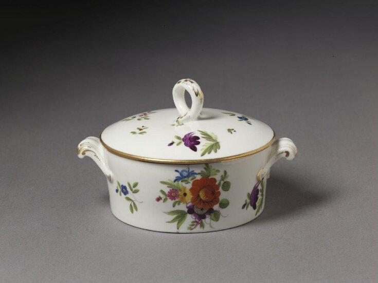 Butter Dish and Cover top image