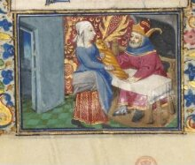Book of Hours of Marguerite de Foix thumbnail 1