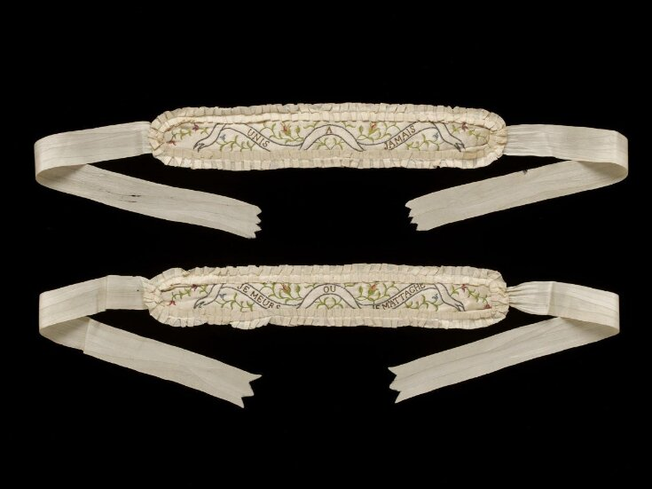 Pair of Garters top image