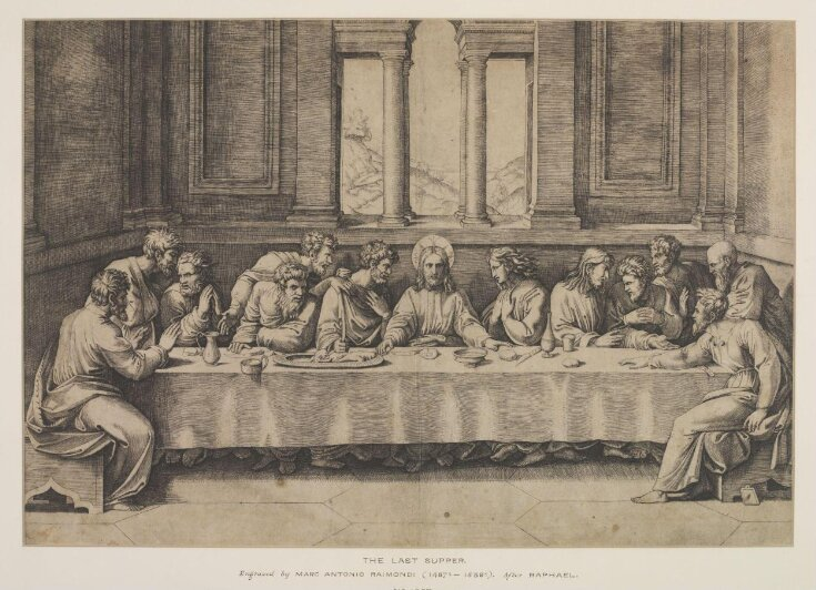 The Last Supper top image