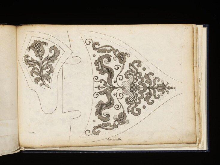 Kunst-und Fleiss-übende Nadel-Ergötzungen oder neu- erfundenes Neh- und Stick-Buch top image