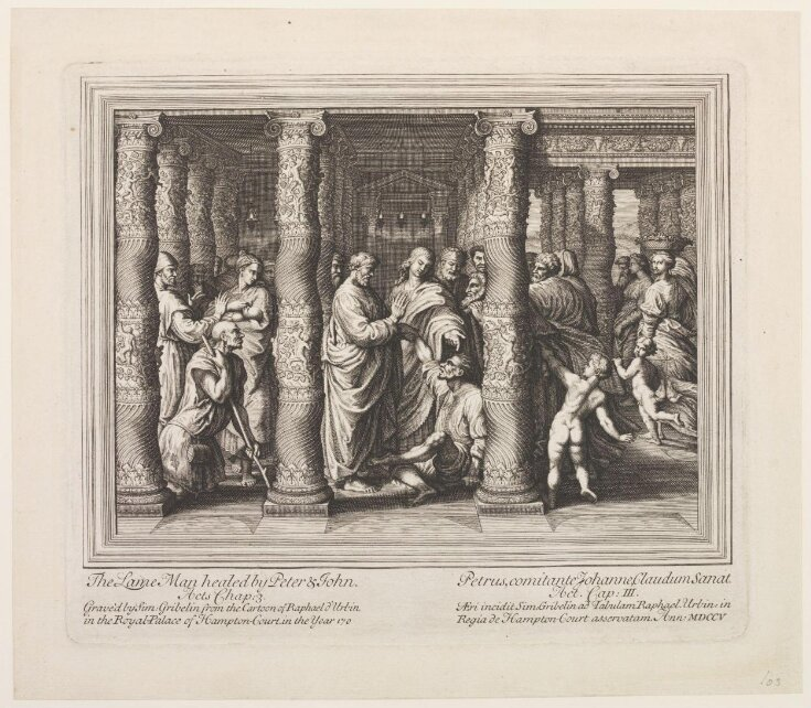 The Seven Famous Cartons [sic] of Raphael Urbin top image
