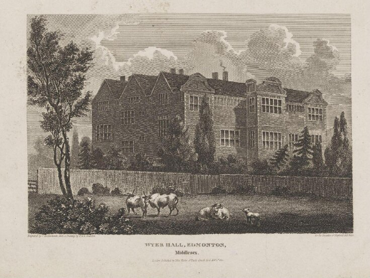 Wyer Hall, Edmonton, Middlesex top image