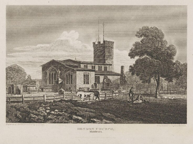 Hendon Church, Middlesex top image