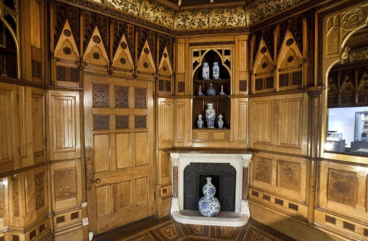 Panelled room from The Grove in Harborne top image
