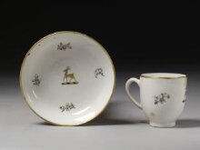 Cup and Saucer thumbnail 1