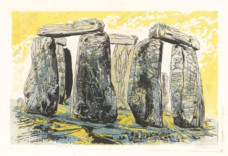 Stonehenge top image