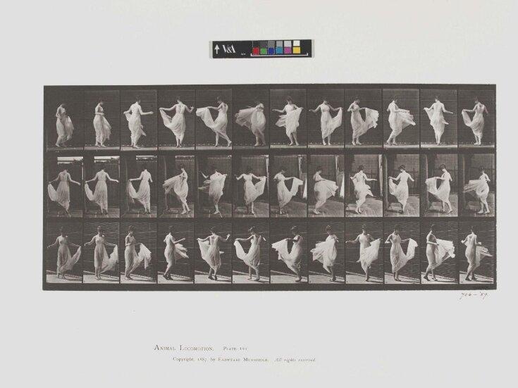 Woman dancing top image