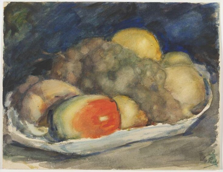 Still-life with fruit top image
