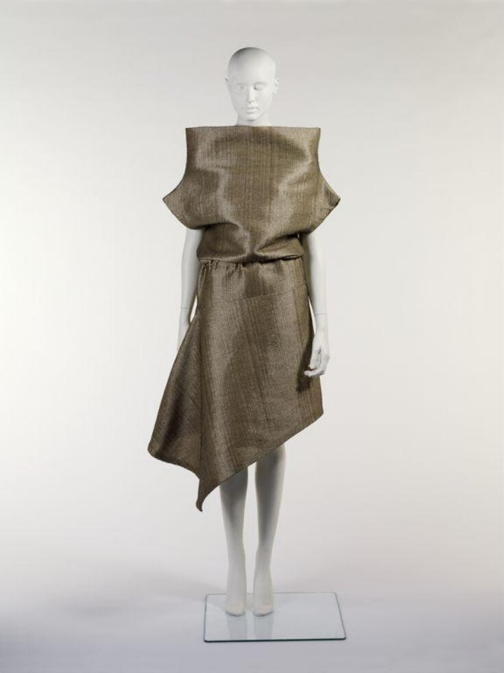 The Raffia Dress top image