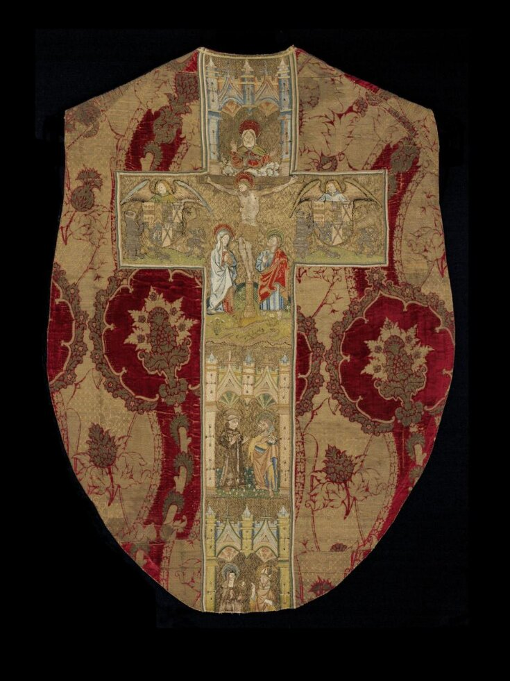 Chasuble With Orphreys top image