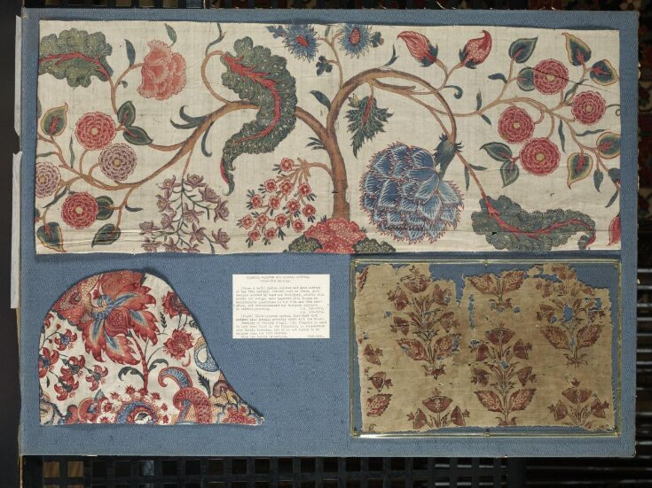 Pair of Bed Cover Panels top image