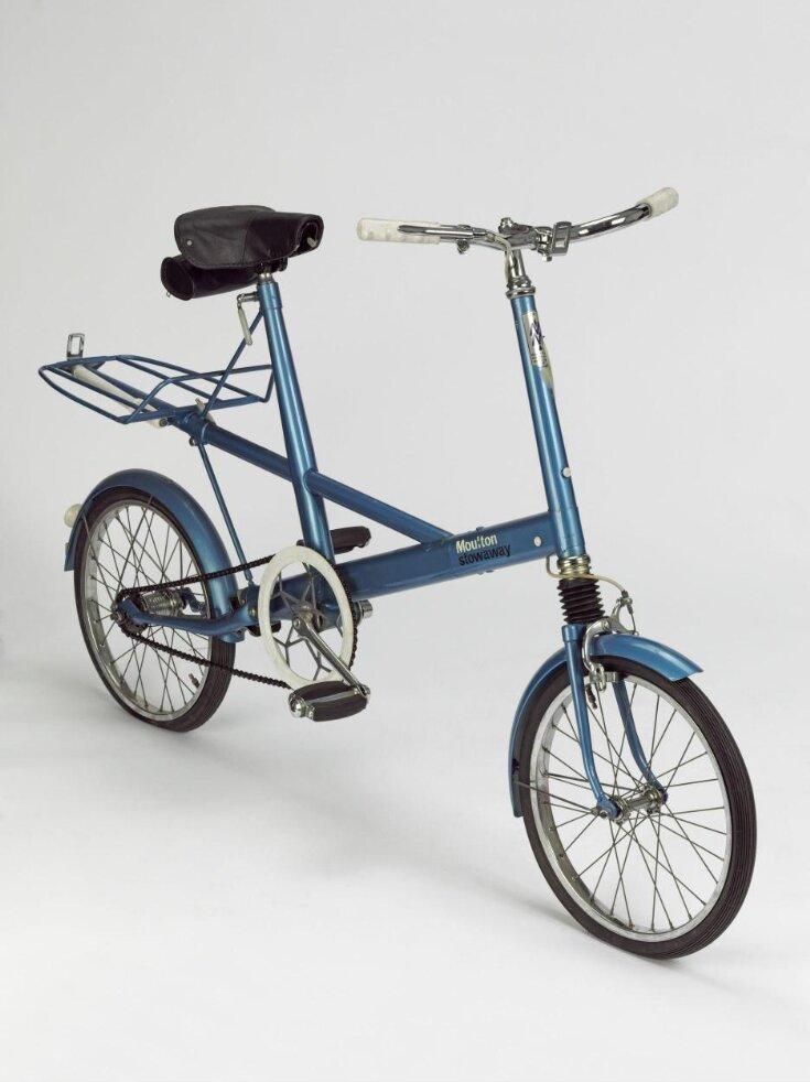 Moulton bicycle top image
